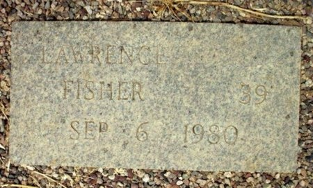 FISHER, LAWRENCE - Maricopa County, Arizona | LAWRENCE FISHER - Arizona Gravestone Photos