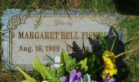FISHER, MARGARET - Maricopa County, Arizona | MARGARET FISHER - Arizona Gravestone Photos