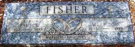 FISHER, MARY LOU - Maricopa County, Arizona | MARY LOU FISHER - Arizona Gravestone Photos