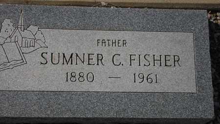 FISHER, SUMNER C. - Maricopa County, Arizona | SUMNER C. FISHER - Arizona Gravestone Photos