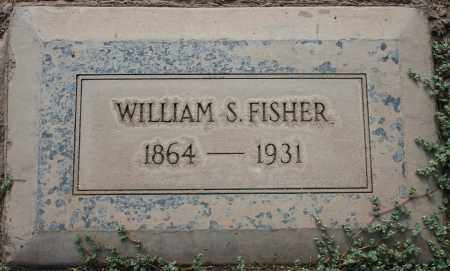 FISHER, WILLIAM S. - Maricopa County, Arizona | WILLIAM S. FISHER - Arizona Gravestone Photos