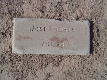 FLORES, JOSE - Maricopa County, Arizona | JOSE FLORES - Arizona Gravestone Photos