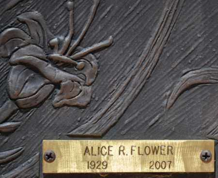 FLOWER, ALICE ROSE - Maricopa County, Arizona | ALICE ROSE FLOWER - Arizona Gravestone Photos