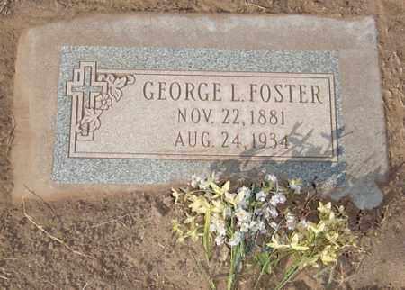 FOSTER, GEORGE L. - Maricopa County, Arizona | GEORGE L. FOSTER - Arizona Gravestone Photos