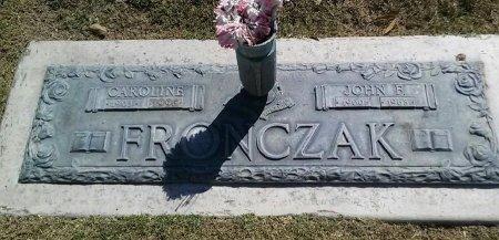 FRONCZAK, JOHN F. - Maricopa County, Arizona | JOHN F. FRONCZAK - Arizona Gravestone Photos