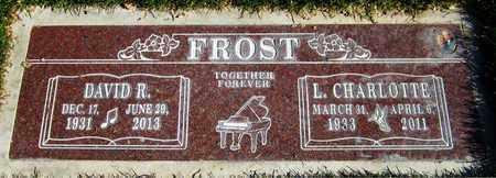 FROST, L. CHARLOTTE - Maricopa County, Arizona | L. CHARLOTTE FROST - Arizona Gravestone Photos