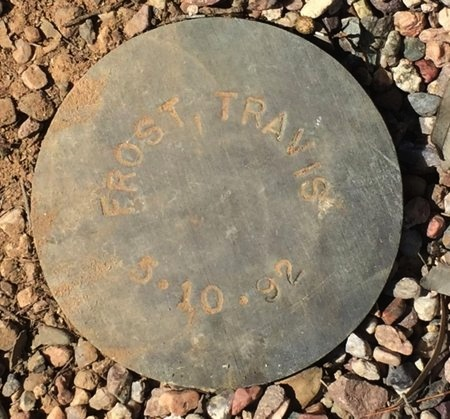 FROST, TRAVIS - Maricopa County, Arizona | TRAVIS FROST - Arizona Gravestone Photos