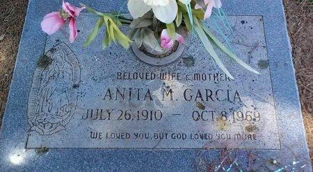 GARCIA, ANITA M. - Maricopa County, Arizona | ANITA M. GARCIA - Arizona Gravestone Photos
