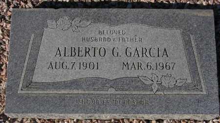 GARCIA, ALBERTO G. - Maricopa County, Arizona   ALBERTO G. GARCIA - Arizona Gravestone Photos