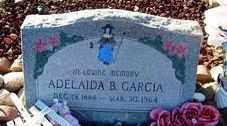 GARCIA, ADELAIDA B. - Maricopa County, Arizona | ADELAIDA B. GARCIA - Arizona Gravestone Photos