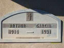 "GARCIA, ARTHUR ""ARTURO"" - Maricopa County, Arizona | ARTHUR ""ARTURO"" GARCIA - Arizona Gravestone Photos"