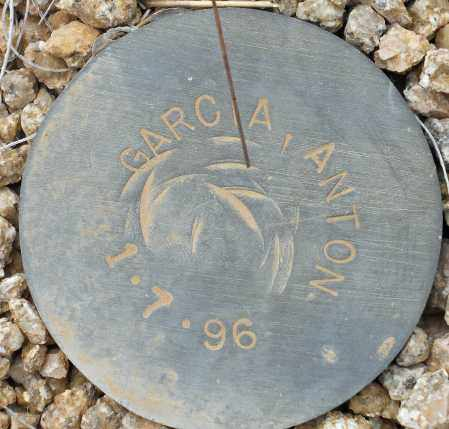 GARCIA, ANTON - Maricopa County, Arizona   ANTON GARCIA - Arizona Gravestone Photos