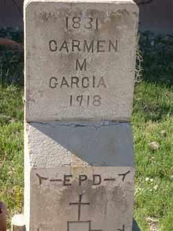 GARCIA, CARMEN M. - Maricopa County, Arizona | CARMEN M. GARCIA - Arizona Gravestone Photos