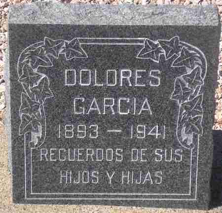 GARCIA, DOLORES - Maricopa County, Arizona   DOLORES GARCIA - Arizona Gravestone Photos