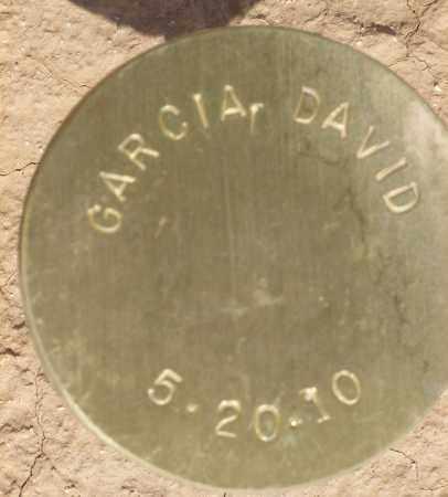 GARCIA, DAVID - Maricopa County, Arizona   DAVID GARCIA - Arizona Gravestone Photos