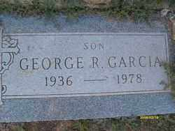 GARCIA, GEORGE R. - Maricopa County, Arizona | GEORGE R. GARCIA - Arizona Gravestone Photos