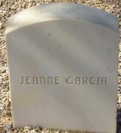GARCIA, JEANNE - Maricopa County, Arizona   JEANNE GARCIA - Arizona Gravestone Photos