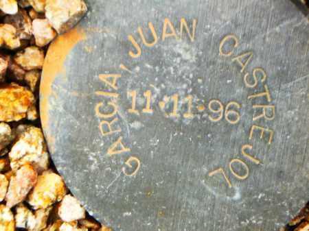 GARCIA, JUAN CASTREJOL - Maricopa County, Arizona | JUAN CASTREJOL GARCIA - Arizona Gravestone Photos