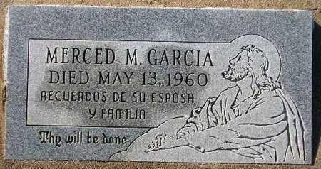 GARCIA, MERCED M. - Maricopa County, Arizona   MERCED M. GARCIA - Arizona Gravestone Photos