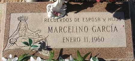 GARCIA, MARCELINO - Maricopa County, Arizona | MARCELINO GARCIA - Arizona Gravestone Photos