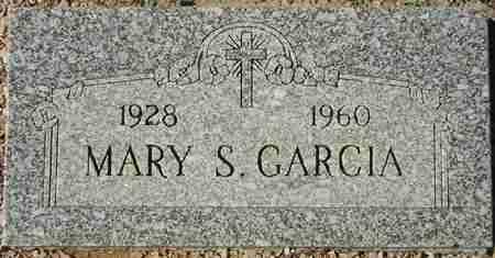 GARCIA, MARY S. - Maricopa County, Arizona | MARY S. GARCIA - Arizona Gravestone Photos
