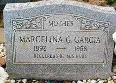 GARCIA, MARCELINA - Maricopa County, Arizona | MARCELINA GARCIA - Arizona Gravestone Photos