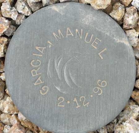 GARCIA, MANUEL - Maricopa County, Arizona | MANUEL GARCIA - Arizona Gravestone Photos