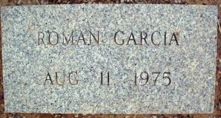 GARCIA, ROMAN - Maricopa County, Arizona | ROMAN GARCIA - Arizona Gravestone Photos
