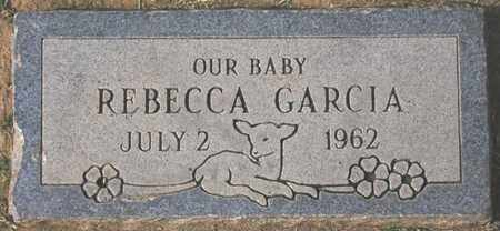 GARCIA, REBECCA - Maricopa County, Arizona | REBECCA GARCIA - Arizona Gravestone Photos