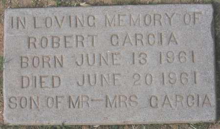 GARCIA, ROBERT - Maricopa County, Arizona | ROBERT GARCIA - Arizona Gravestone Photos
