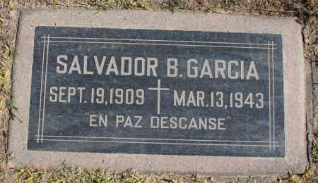 GARCIA, SALVADOR B - Maricopa County, Arizona | SALVADOR B GARCIA - Arizona Gravestone Photos