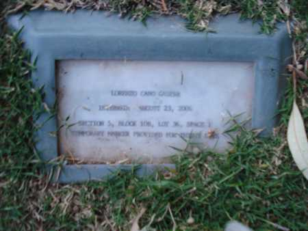 GASPAR, LORENZO CANO - Maricopa County, Arizona   LORENZO CANO GASPAR - Arizona Gravestone Photos