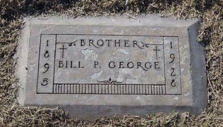 GEORGE, BILL P. - Maricopa County, Arizona   BILL P. GEORGE - Arizona Gravestone Photos