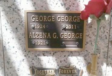 GEORGE, GEORGE - Maricopa County, Arizona | GEORGE GEORGE - Arizona Gravestone Photos