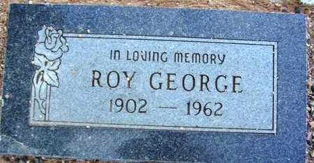 GEORGE, ROY R. - Maricopa County, Arizona | ROY R. GEORGE - Arizona Gravestone Photos
