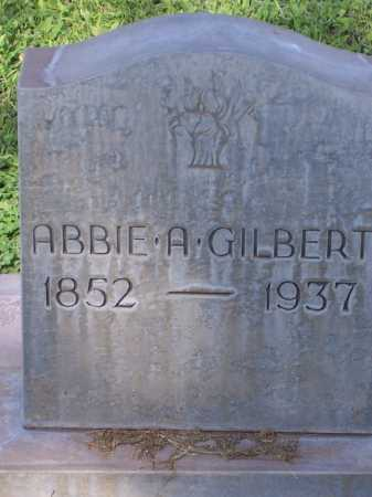 GILBERT, ABBIE A. - Maricopa County, Arizona | ABBIE A. GILBERT - Arizona Gravestone Photos