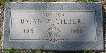GILBERT, BRIAN W - Maricopa County, Arizona   BRIAN W GILBERT - Arizona Gravestone Photos