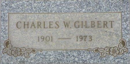 GILBERT, CHARLES W - Maricopa County, Arizona | CHARLES W GILBERT - Arizona Gravestone Photos