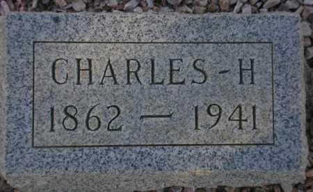 GILBERT, CHARLES H. - Maricopa County, Arizona | CHARLES H. GILBERT - Arizona Gravestone Photos