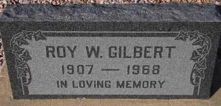 GILBERT, ROY W. - Maricopa County, Arizona | ROY W. GILBERT - Arizona Gravestone Photos
