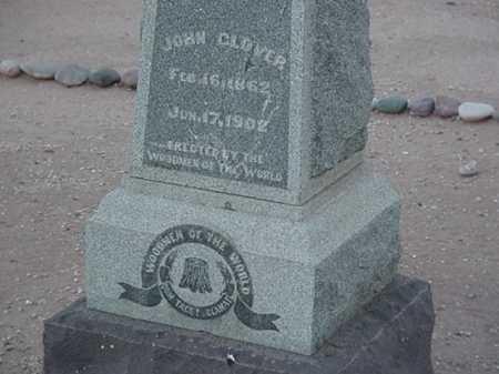 GLOVER, JOHN - Maricopa County, Arizona   JOHN GLOVER - Arizona Gravestone Photos