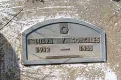 GONZALES, LAURA V. - Maricopa County, Arizona | LAURA V. GONZALES - Arizona Gravestone Photos