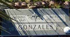 GONZALES, NORA - Maricopa County, Arizona | NORA GONZALES - Arizona Gravestone Photos