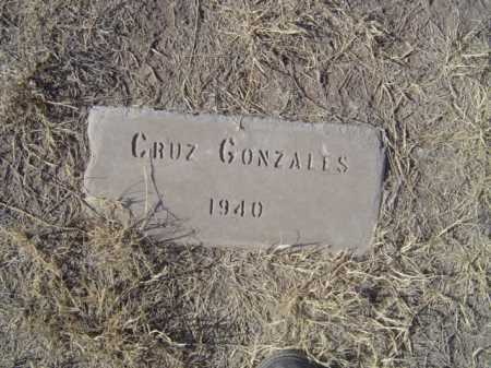 GONZALEZ, CRUZ - Maricopa County, Arizona | CRUZ GONZALEZ - Arizona Gravestone Photos