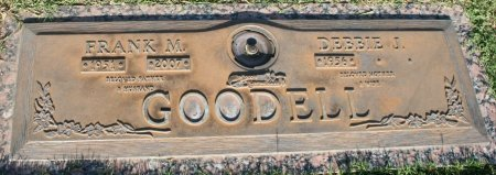 GOODELL, FRANK M - Maricopa County, Arizona | FRANK M GOODELL - Arizona Gravestone Photos