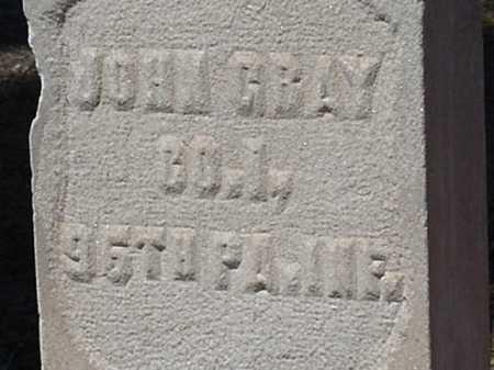 GRAY, JOHN - Maricopa County, Arizona | JOHN GRAY - Arizona Gravestone Photos