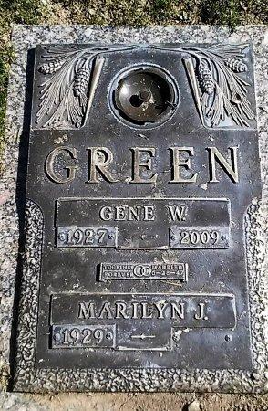 GREEN, GENE WILLIAM - Maricopa County, Arizona | GENE WILLIAM GREEN - Arizona Gravestone Photos