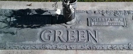 GREEN, WILLIAM ADREN - Maricopa County, Arizona | WILLIAM ADREN GREEN - Arizona Gravestone Photos