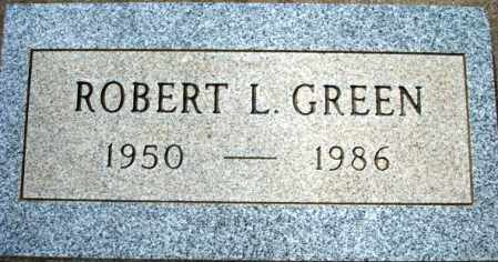GREEN, ROBERT L. - Maricopa County, Arizona | ROBERT L. GREEN - Arizona Gravestone Photos