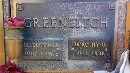 GREENELTCH, DELMAS E. - Maricopa County, Arizona | DELMAS E. GREENELTCH - Arizona Gravestone Photos